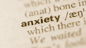 01.What Is an Anxiety Disorder