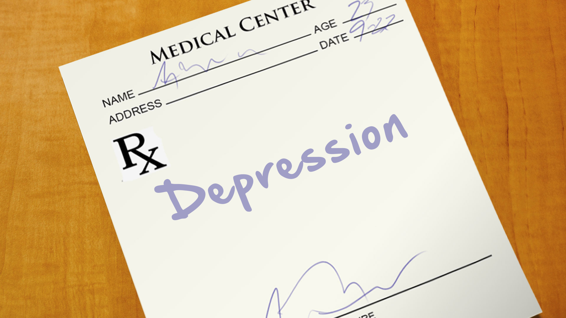 08.Depression Treatment Options - Medication