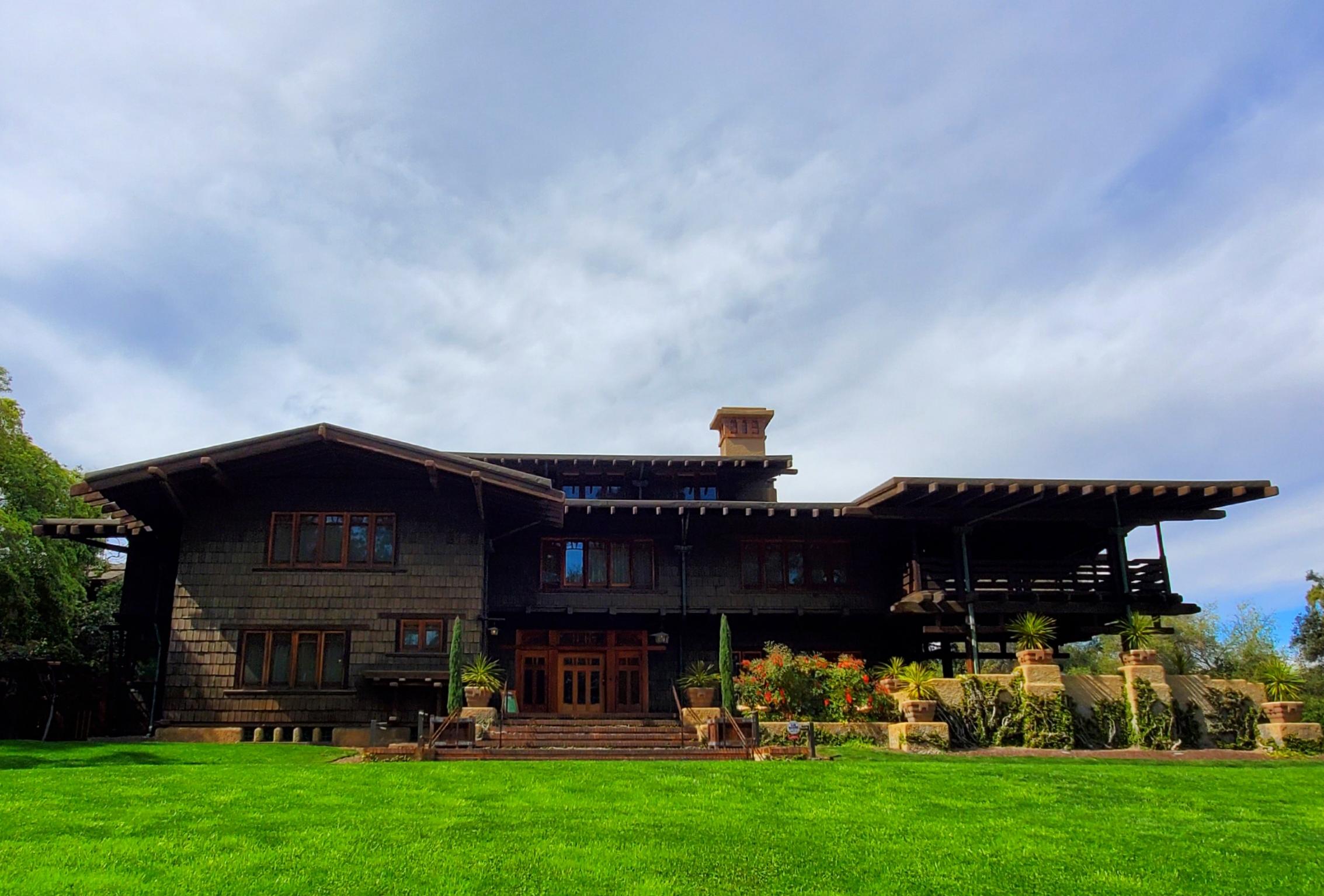 Pasadena Gamble Home