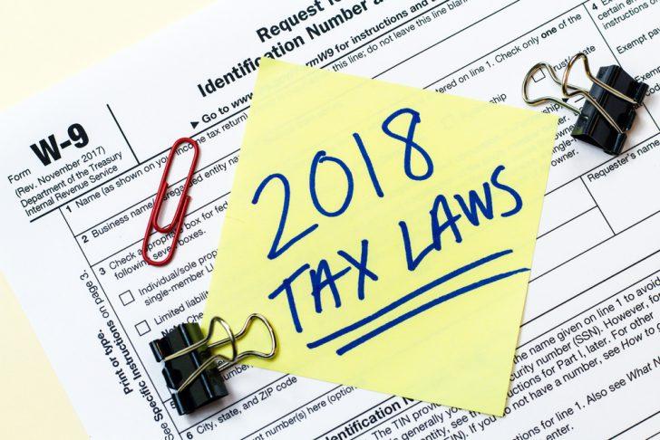 2018-tax-laws