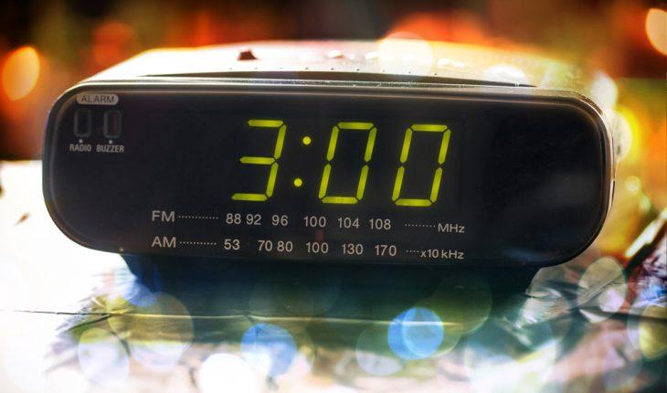 3:00 a.m.