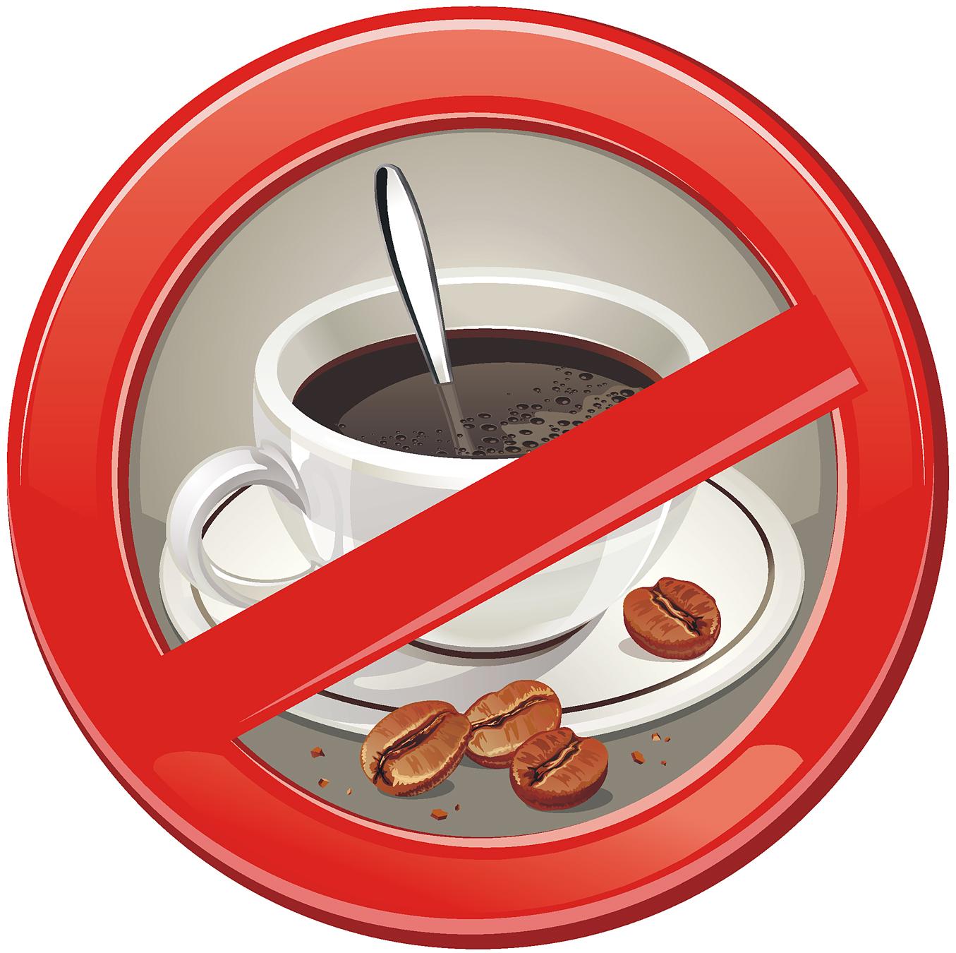 Почему при похудении нельзя кофе