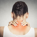 Woman with Fibromyalgia Pain