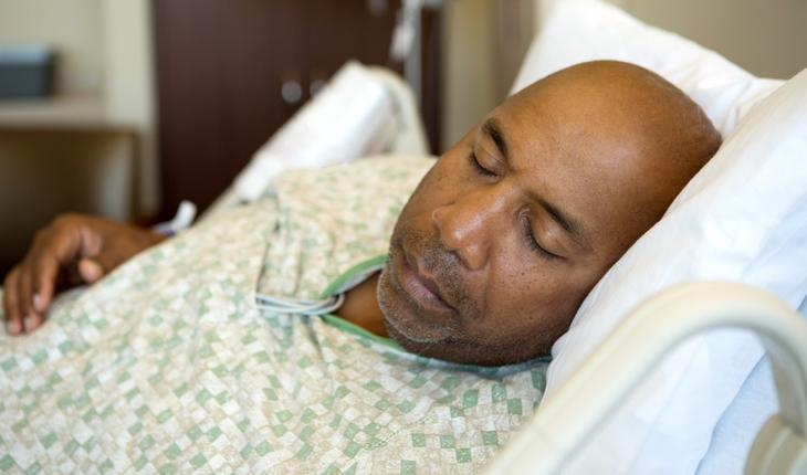 african-american-man-in-hospital-unit