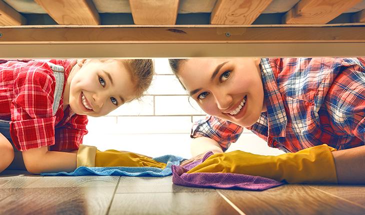 pain-free chores