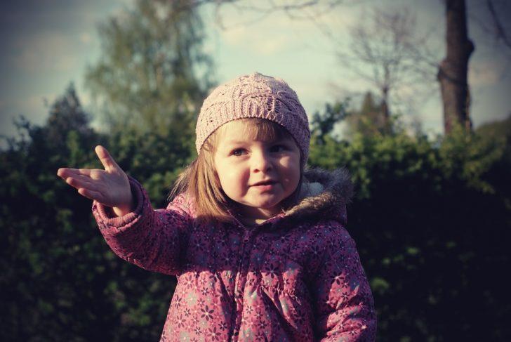 assertive-little-girl
