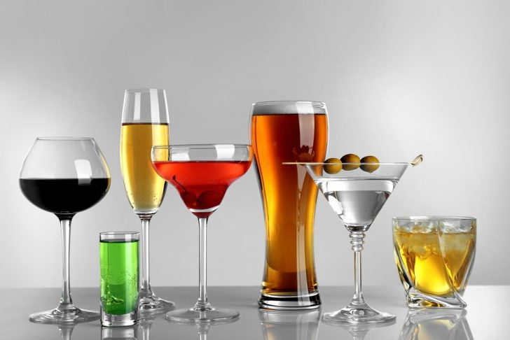 assortment-of-alcoholic-drinks