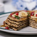 BananaOatmealPancakeswithLentils