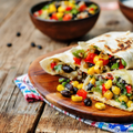 BananasBlackBeanBurritos