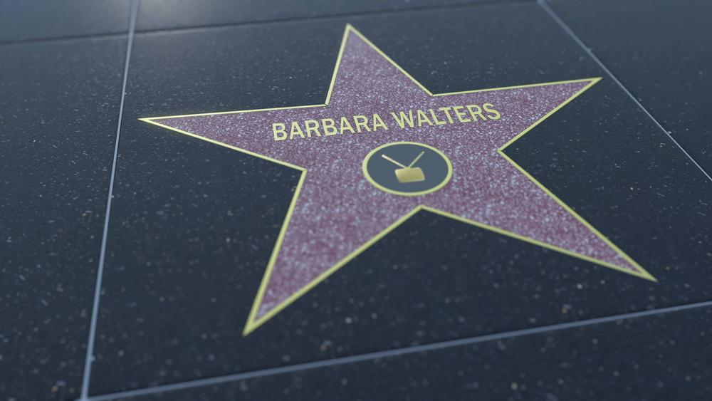 Barbars Walters star