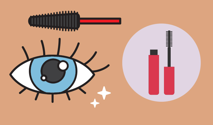 Prevent Mascara from Clumping with Hot Water