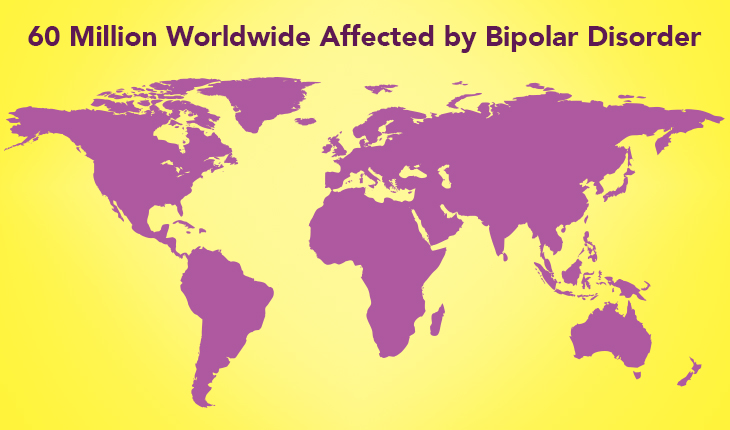 1. MYTH: BIPOLAR DISORDER IS A RARE CONDITION