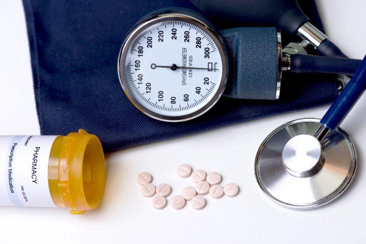 blood-pressure-cuff-medication