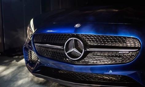 Blue+Mercedes+Benz