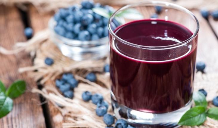 blueberry-juice