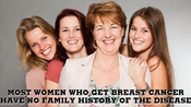 Multiple Women Smiling