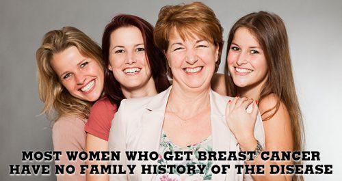 Multiple Women Smiling