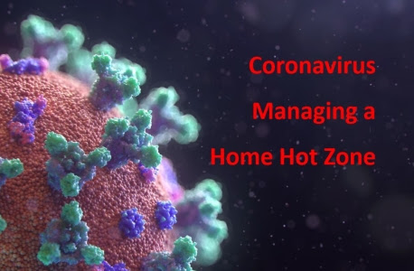 coronavirus home hot zone