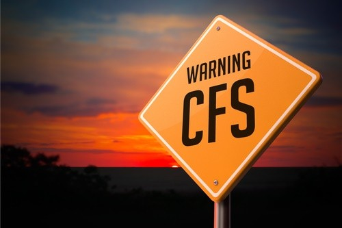 CFS Warning Sign