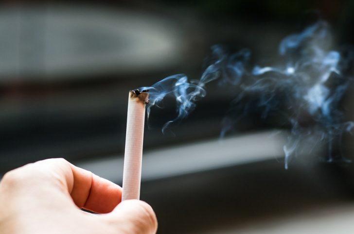 cigarette-in-hand