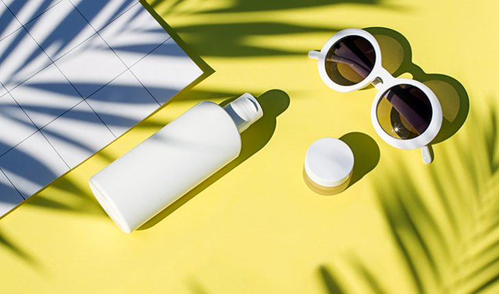 Clean and Natural Sunscreen