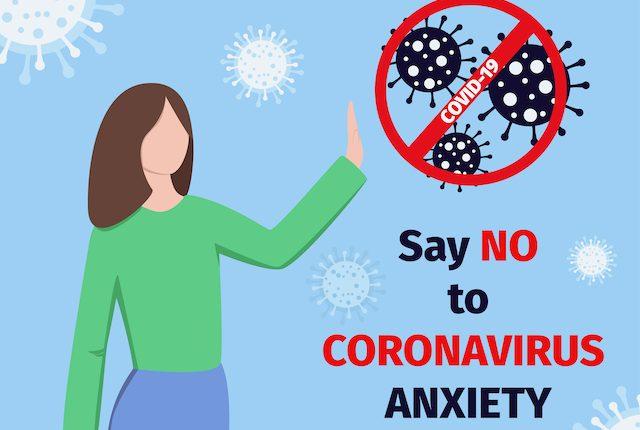 corona virus anxiety