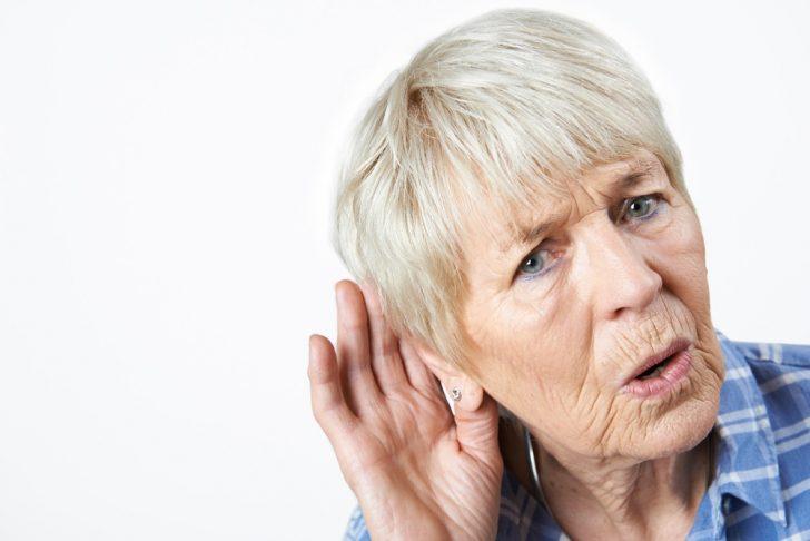 deaf-woman