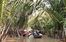 Delta canoes