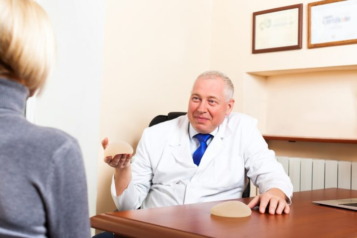 doctor-talking-about-breast-implants-with-patient