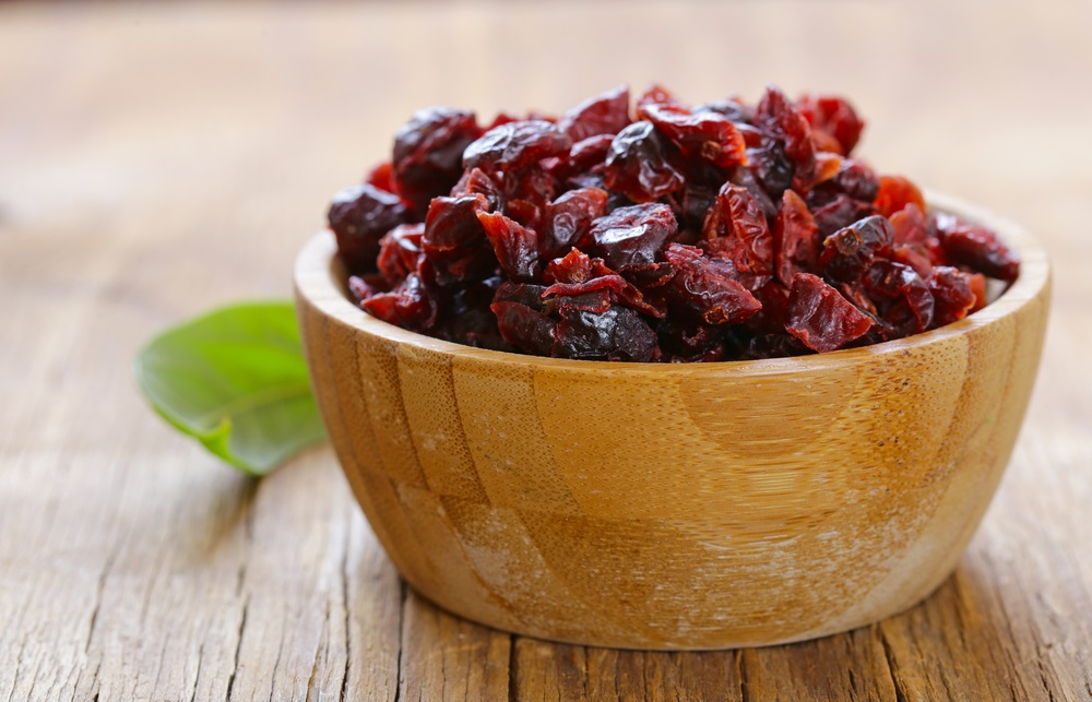 dried-cranberries