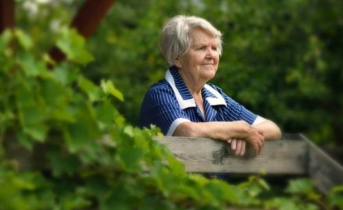 elderly-woman-gardening