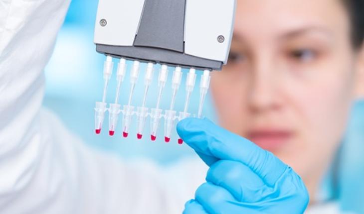 genetic testing lab