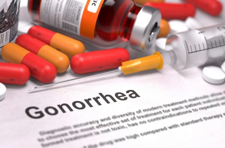 gonorrhea-medicine