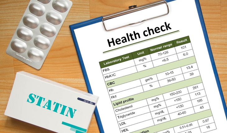 health-checklist-with-statin-pills