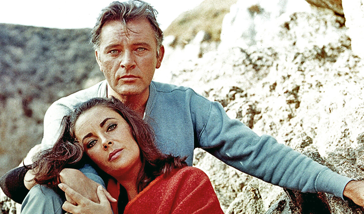 Fact #1: Richard Burton was a hemophiliac.