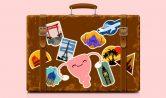 traveling uterus