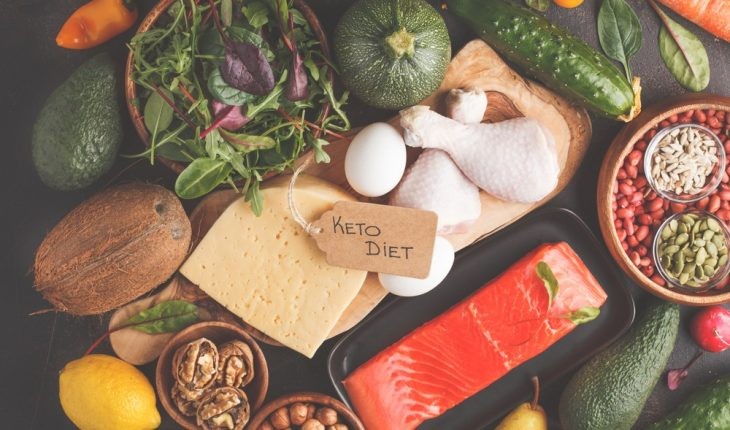 foods featured in keto diet