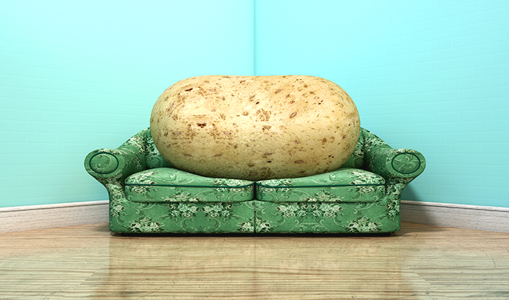 couch potatos