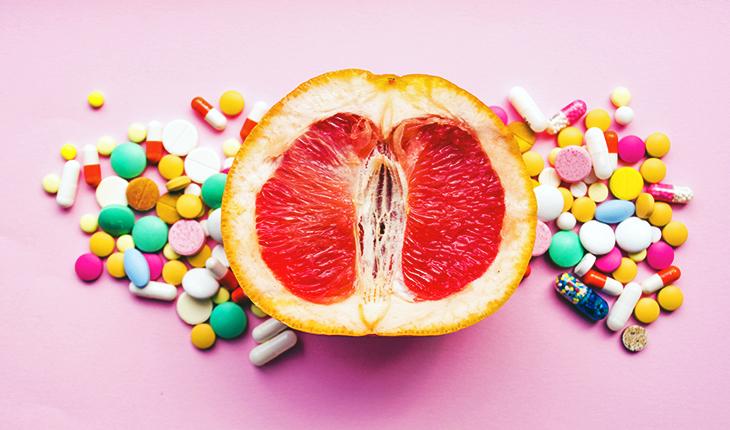 grapefruit + medicine