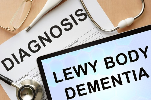Lewy Body Dementia Sign