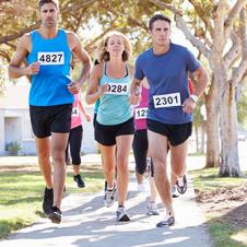 marathon-runners