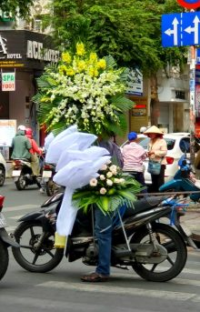delivery, Ho Chi Minh City