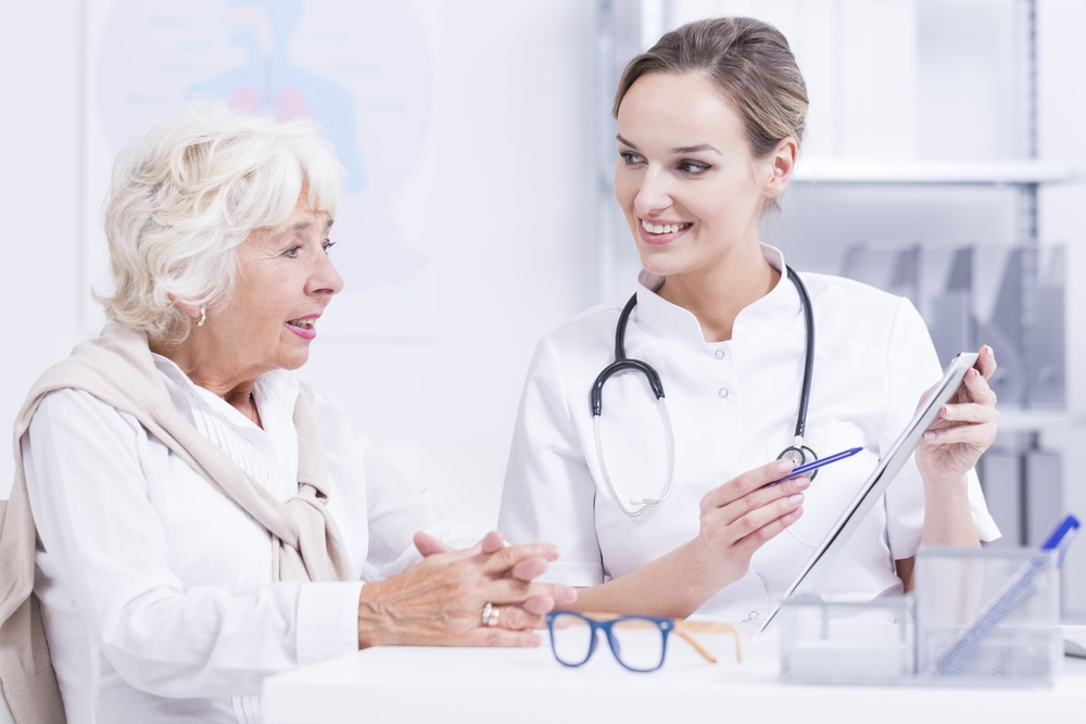 mature-woman-in-doctors-office