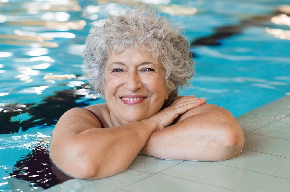 mature-woman-in-pool