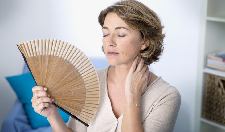 signs of menopause, hot flashes