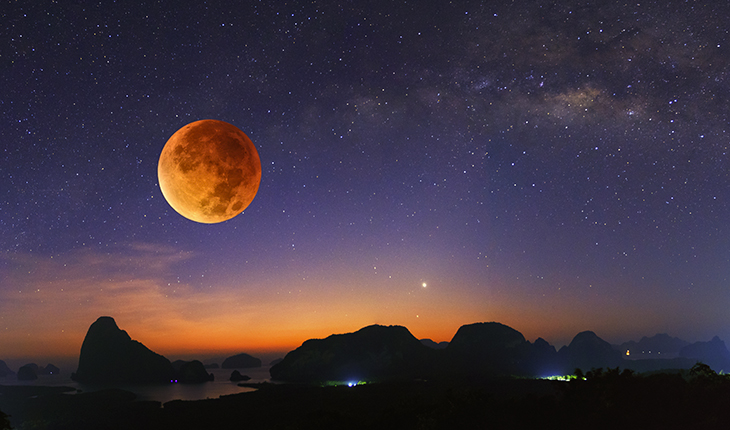 Lunar Events to Know: Super Moon, Lunar Eclipse, Blue Moon