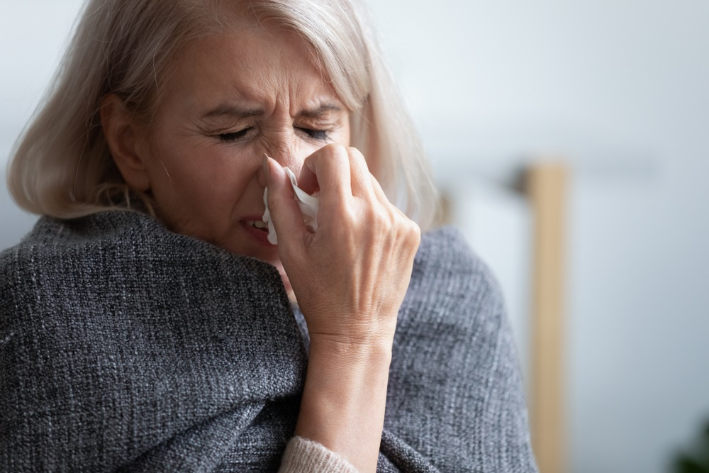 older-woman-with-flu