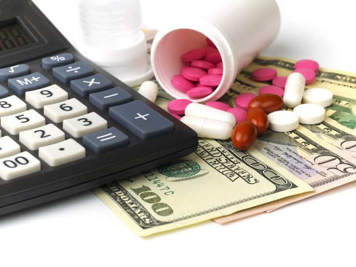 pills-and-calculator