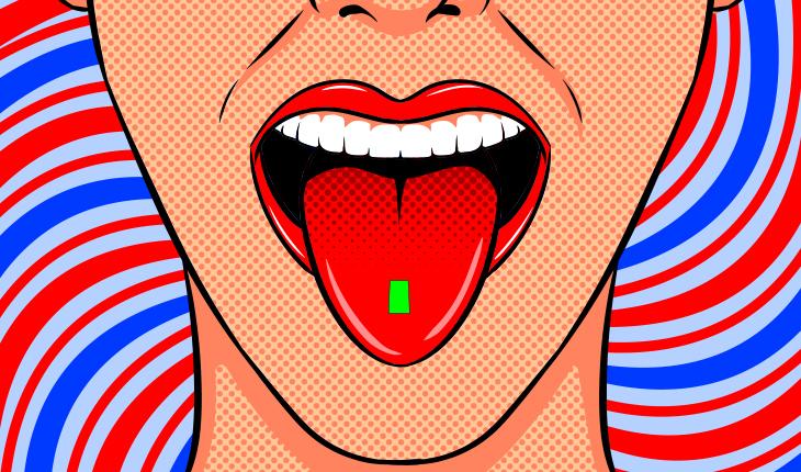 Microdosing LSD