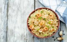 QuinoaShrimp+KaleRisotto